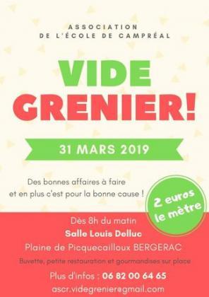 Vide-greniers de Bergerac