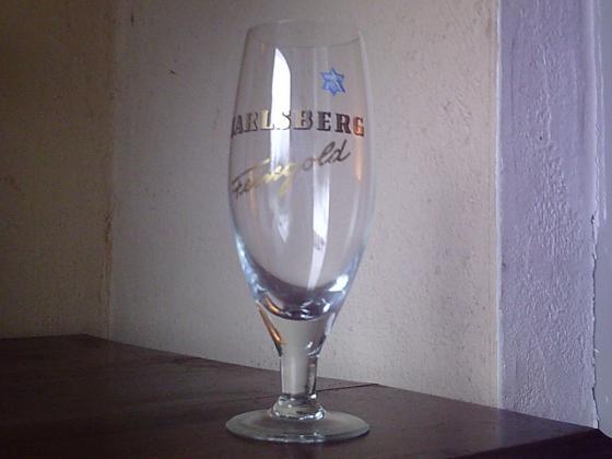 Verres à Pied à Bière à 0,20 € pièce
