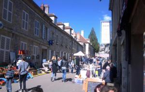 Brocante Vide-greniers de Vézelay