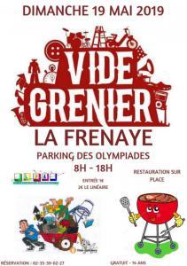 Vide-greniers de La Frénaye