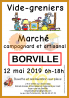 Vide-greniers de Borville