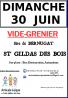 Vide-greniers de Saint-Gildas-des-Bois