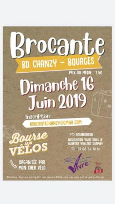 Brocante Vide-greniers de Bourges