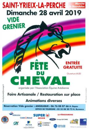 Vide-greniers de Saint-Yrieix-la-Perche