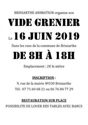 Vide-greniers - Les Hauts d'Anjou