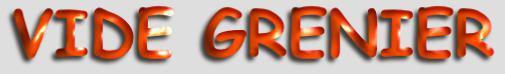 Vide-greniers - Imphy