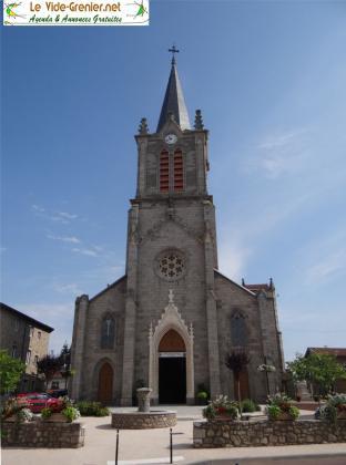 Brocante Vide-greniers de Saint-Martin-Lestra