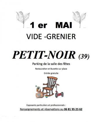 Vide-greniers de Petit-Noir