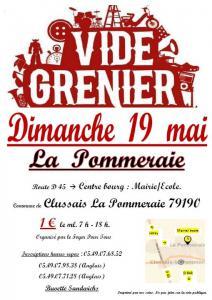 Vide-greniers de Clussais-la-Pommeraie