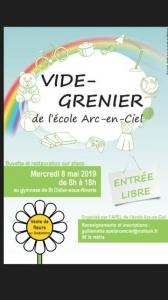 Vide-greniers de Saint-Didier-sous-Riverie