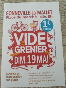 Vide-greniers de Gonneville-la-Mallet