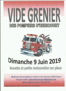 Vide-greniers - Héricourt
