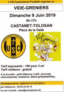 Vide-greniers de Castanet-Tolosan