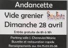 Vide-greniers - Andancette