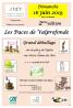 Les puces de Villeneuve-sur-Yonne