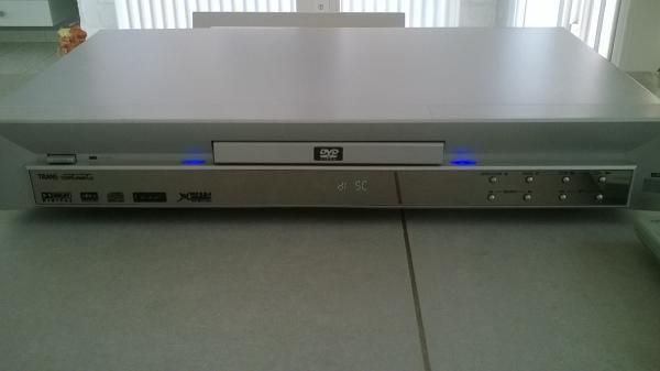 Lecteur CD/DVD