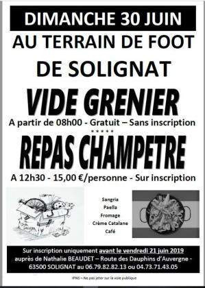 Vide-greniers de Solignat