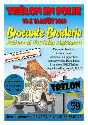 Brocante Vide-greniers de Trélon