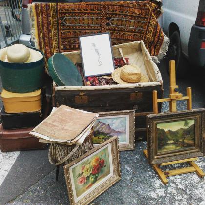 Brocante Vide-greniers de Limogne-en-Quercy