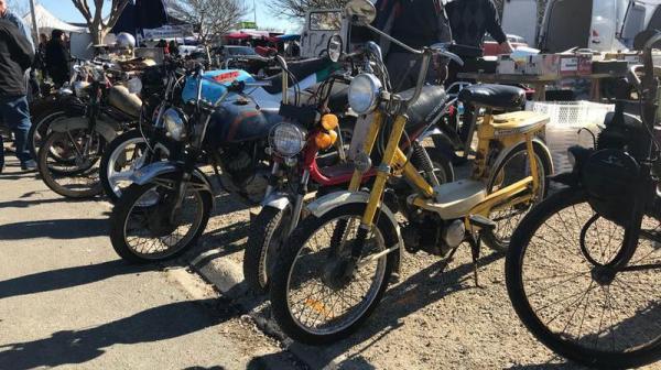 Bourse pièces auto moto de Marvejols