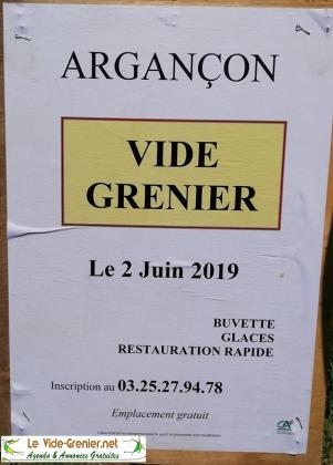 Vide-greniers - Argancon