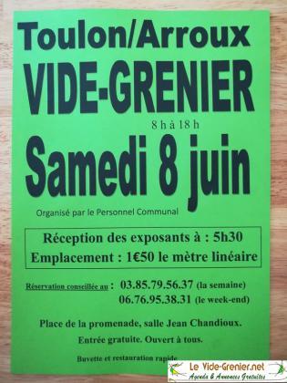 Vide-greniers de Paray-le-Monial