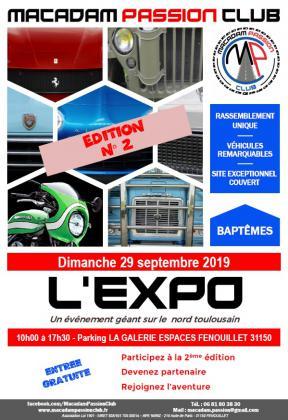 EXPO AUTOS MOTOS de Fenouillet