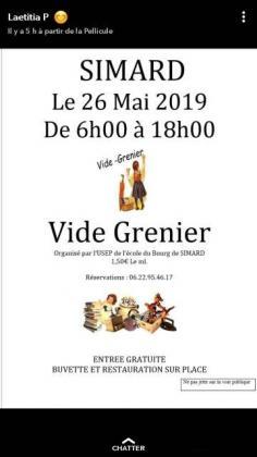 Vide-greniers de Simard
