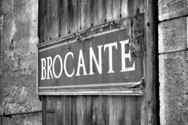 Brocante professionnelle de Brantôme en Périgord