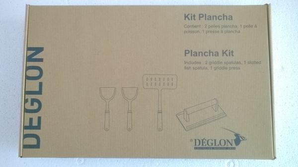Kit Plancha Deglon