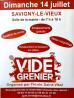 Vide-greniers de Savigny-le-Vieux