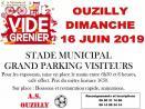 Vide-greniers - Ouzilly