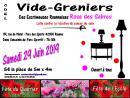Vide-Greniers Rose des Sabres