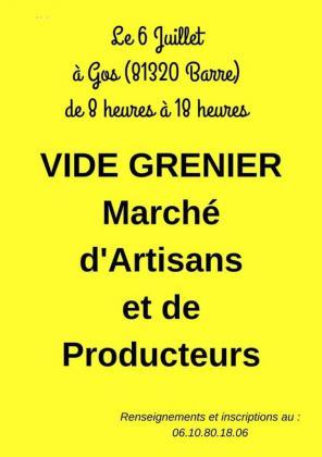 Vide-greniers de Lacaune