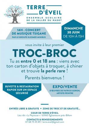 TROC-BROC-DON - Egliseneuve-près-Billom