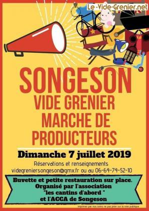 Vide-greniers de Songeson
