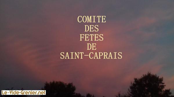 Vide-greniers de Saint-Caprais