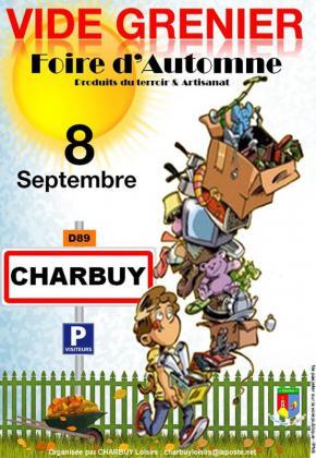 Vide-greniers de Charbuy