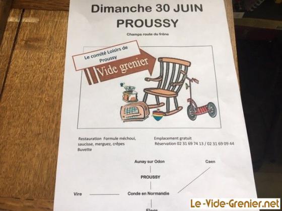 Vide-greniers de Condé-en-Normandie