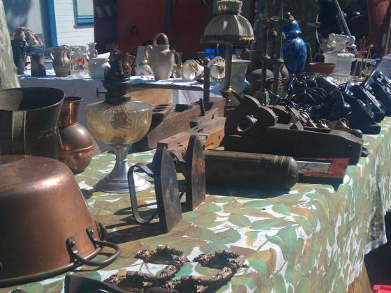 Brocante Vide-greniers de Remilly-Aillicourt