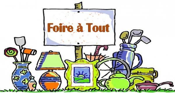 Foire a tout de La Forêt-du-Parc