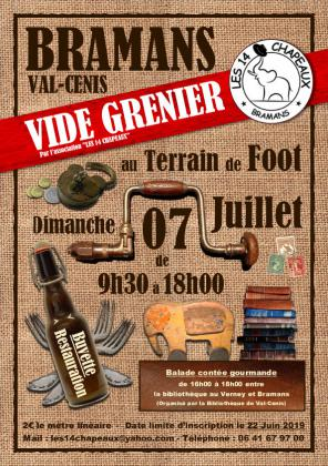 VIDE GRENIER DE VILLAGE
