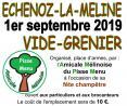 Vide-greniers - Échenoz-la-Méline