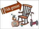 Brocante Vide-greniers - Orchamps-Vennes