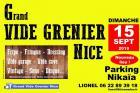 Le Grand Vide Grenier de Nice