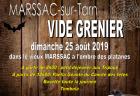 Vide-greniers de Marssac-sur-Tarn