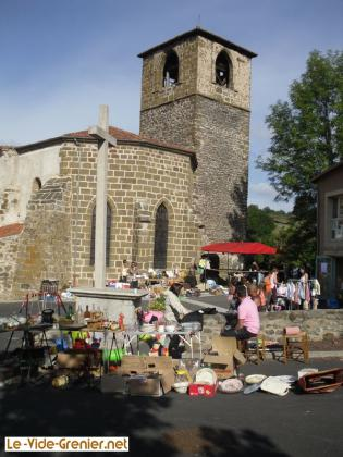 Vide-greniers de Mazeyrat-d'Allier