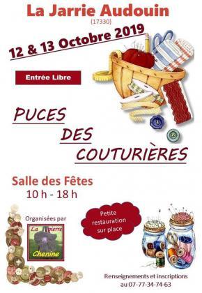 Puces des couturières de La Jarrie-Audouin