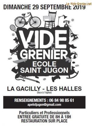 Vide-greniers de La Gacilly