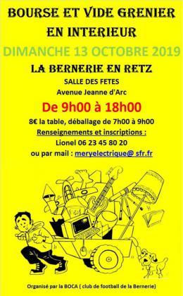 Vide-greniers de La Bernerie-en-Retz